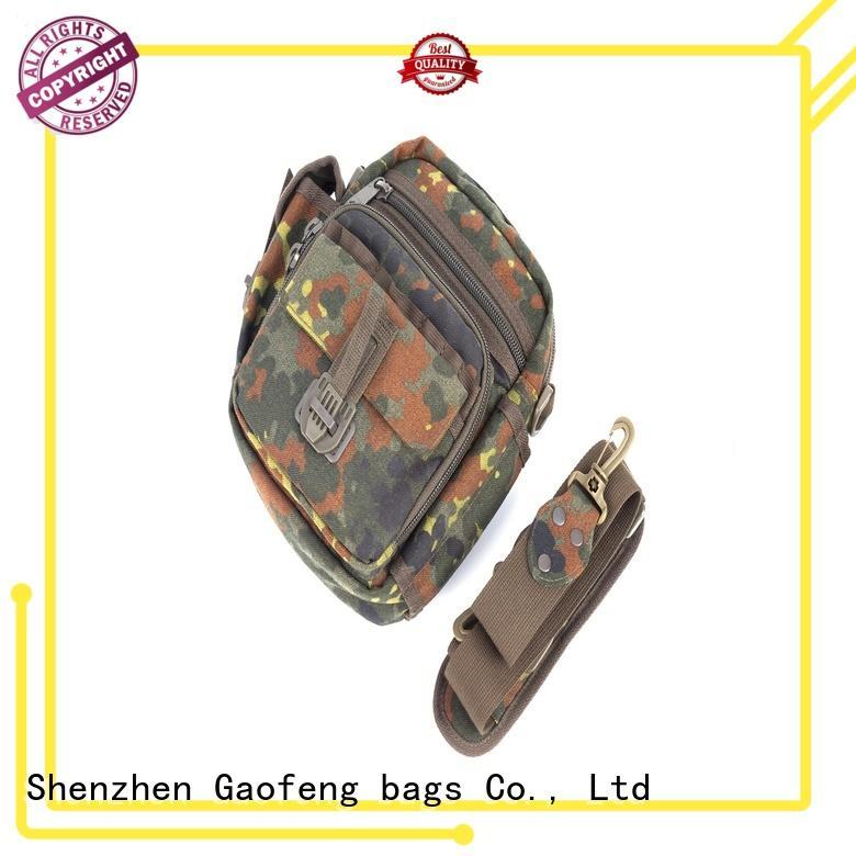 GF bags hot-sale military vest bulk production for shopping