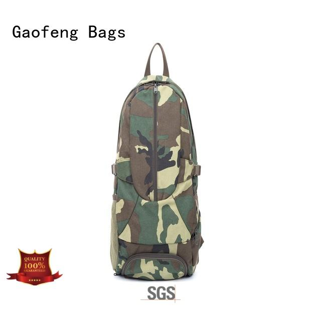GF bags hot-sale tactical gear backpack customization for shopping