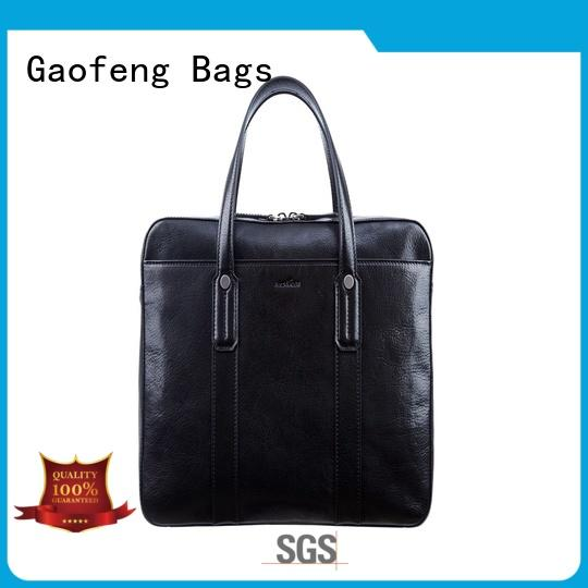 GF bags simple handle fashion briefcase for business trip