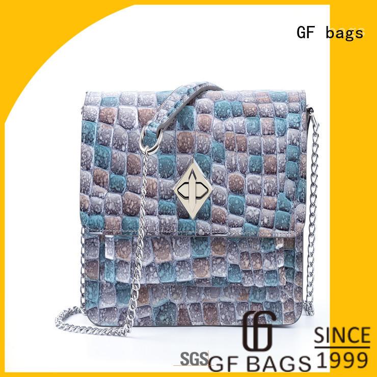 GF bags high-end cheap shoulder bags manufacturer for ladies
