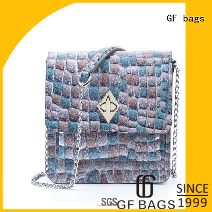 GF bags high-end cheap shoulder bags manufacturer for ladies