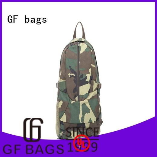 GF bags wholesale military tactical backpacks bulk production for ladies