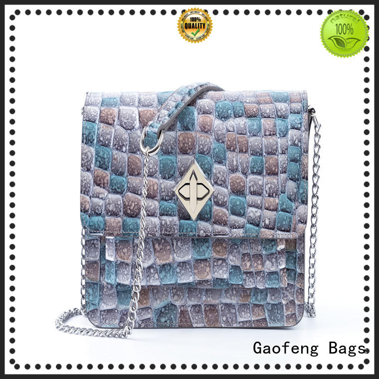 GF bags wholesale latest shoulder bags factory for shopping