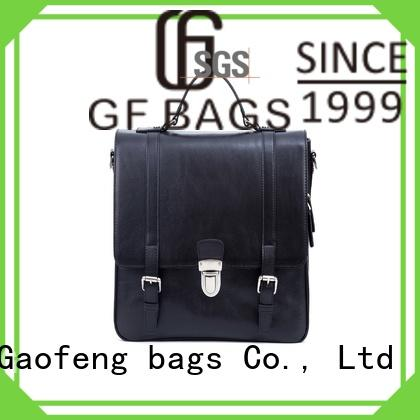 GF bags large capacity male messenger bags for girls