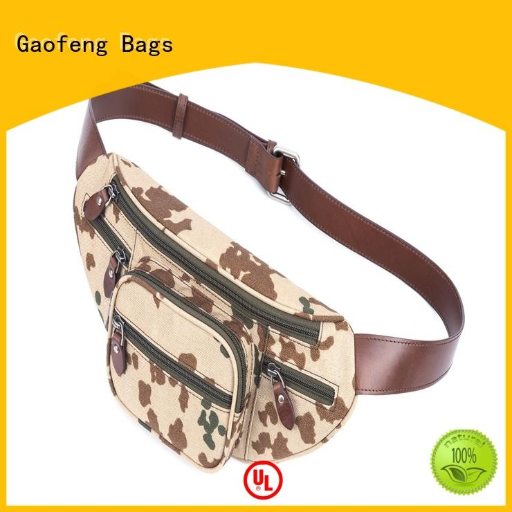 GF bags hot-sale small body bag pocket for travel