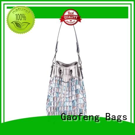 GF bags high-end best shoulder bags factory for ladies