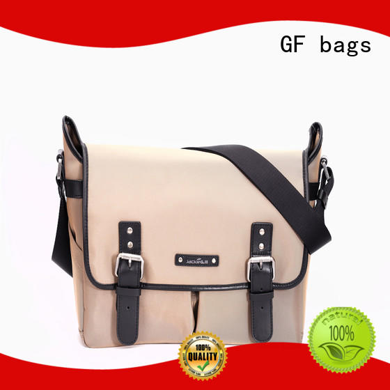 GF bags style best leather messenger bag for girls