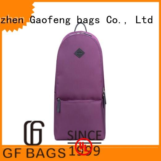 GF bags stylish backpacks lock for travel