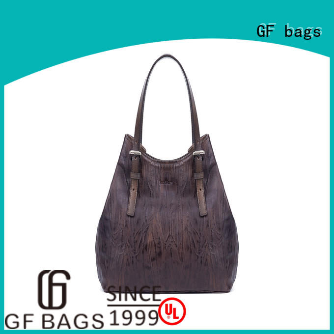 GF bags handbag luxury handbags closure for shopping
