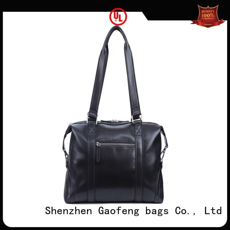 ODM best duffel bag zipper customization for male