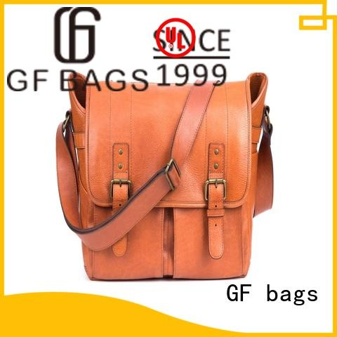 GF bags leather business bag supplier for lady