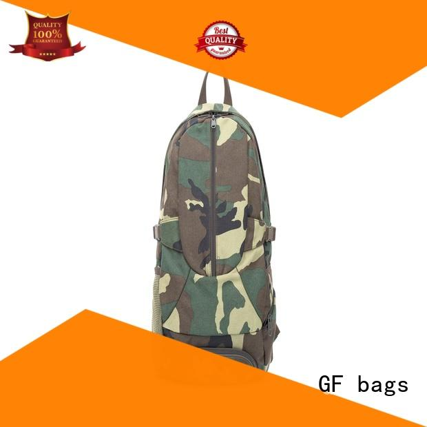 GF bags durable military backpacks for men bulk production for trip