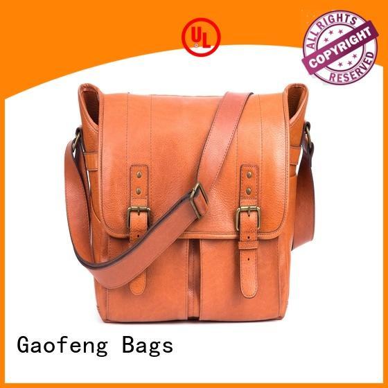 GF bags messenger best leather messenger bag for women