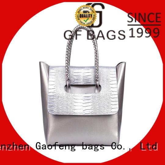 microfiber latest handbags closure for women