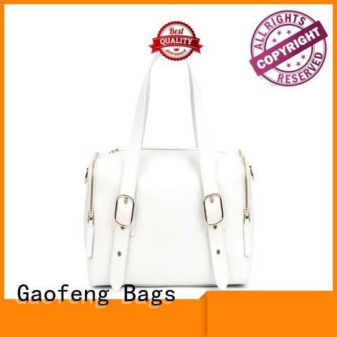 GF bags duffle cute handbags closure for shopping