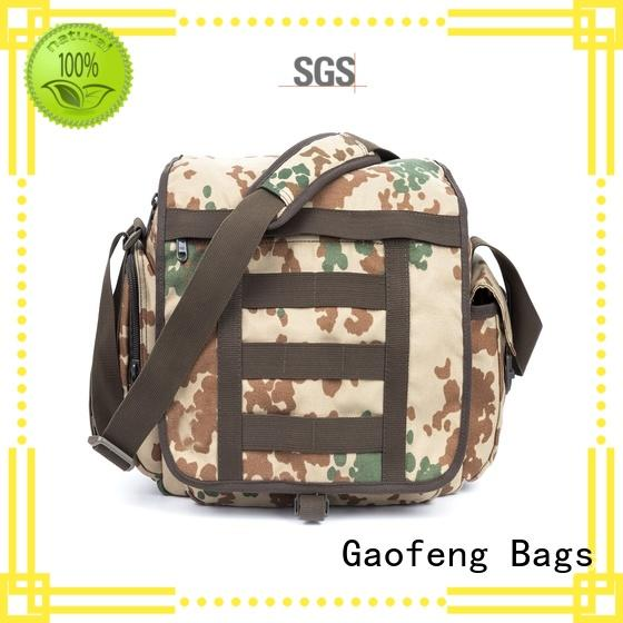 GF bags vest military style backpack inquire now for trip