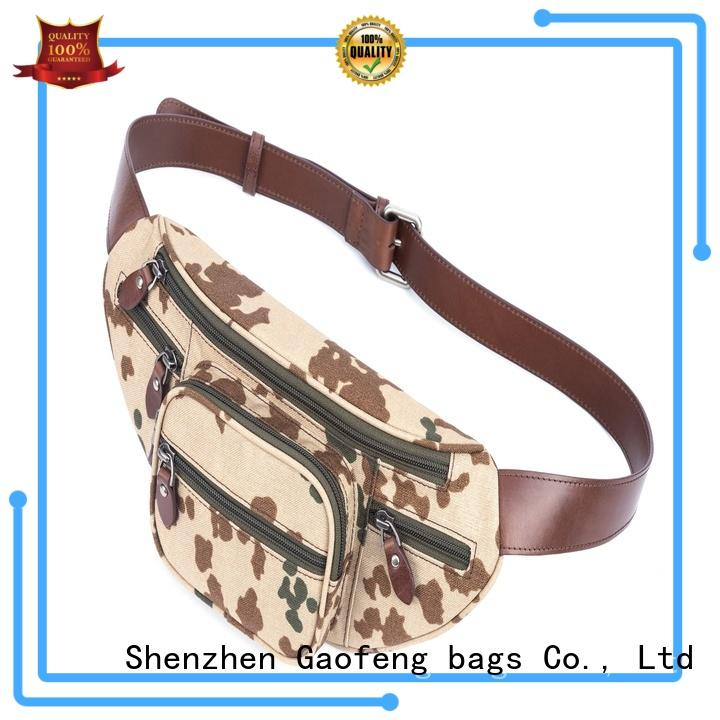 body bag leather supplier for shopping