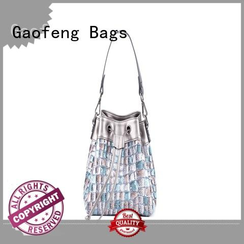 hot-sale beautiful shoulder bags factory for cosmetics