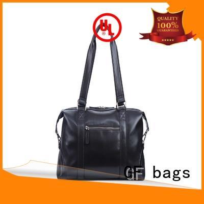 GF bags zipper mens overnight bag customization for male