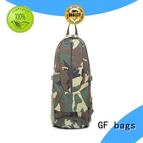 GF bags strengthen military backpacks for men bulk production for shopping