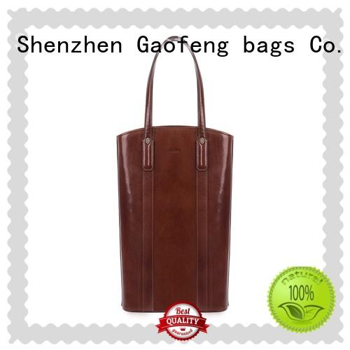 GF bags custom leather tote bag inquire now for shopping