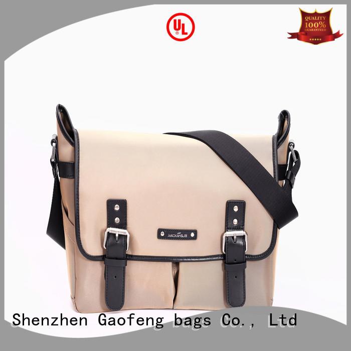GF bags large capacity trendy messenger bag genuine for women