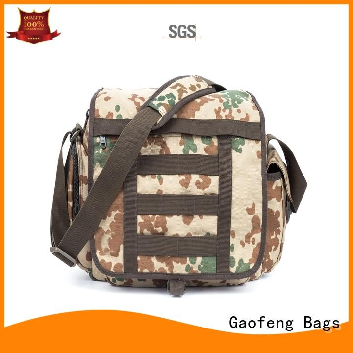 crossbody small tactical backpack bulk production for trip GF bags