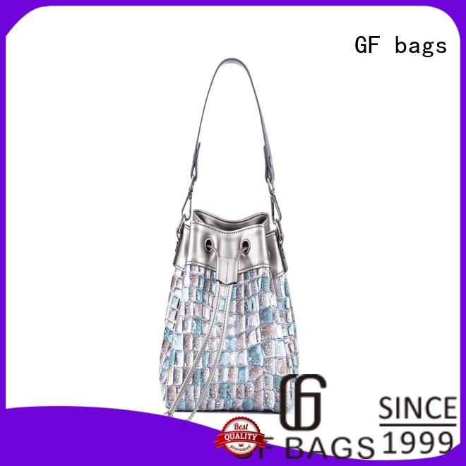 GF bags bag leather shoulder bag women's for ladies
