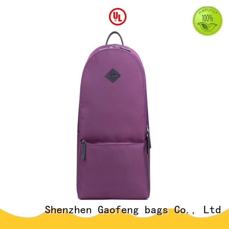 GF bags capacity cheap nice backpacks closure for student