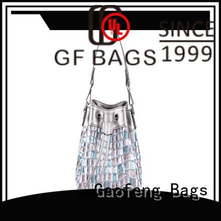 GF bags high-end latest shoulder bags for ladies