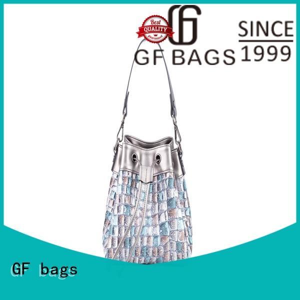 GF bags shoulder leather shoulder bag women's manufacturer for cosmetics