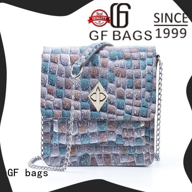 GF bags bucket girls shoulder bag manufacturer for cosmetics