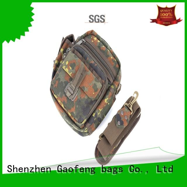 GF bags hot-sale cheap tactical backpack case for shopping