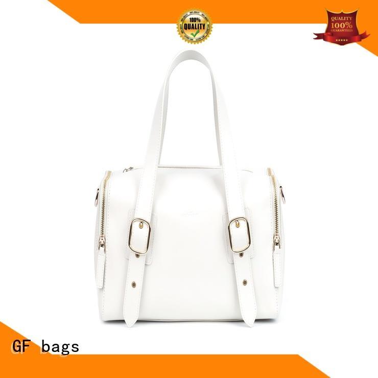GF bags microfiber latest handbags lock for ladies