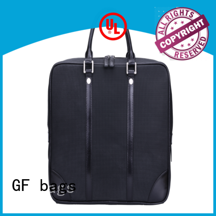 GF bags pattern business briefcase for man