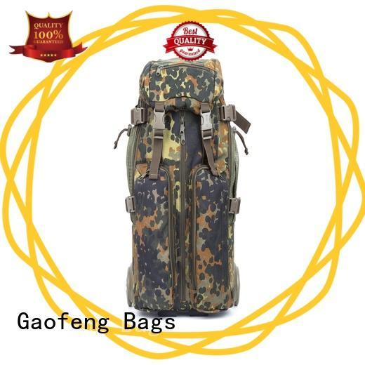 GF bags hot-sale bag tactical case for trip
