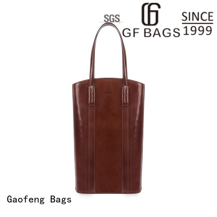 GF bags handle leather tote bag for women