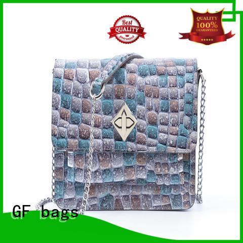 GF bags drawstring girls shoulder bag manufacturer for shopping