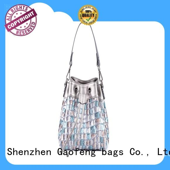 GF bags high-quality best shoulder bags supplier for ladies