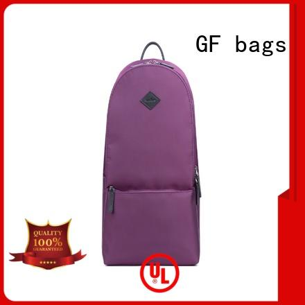 closure nice backpacks zipper for student GF bags