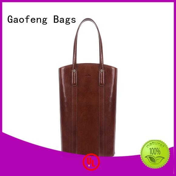 GF bags handle tote bag with zipper inquire now for ladies