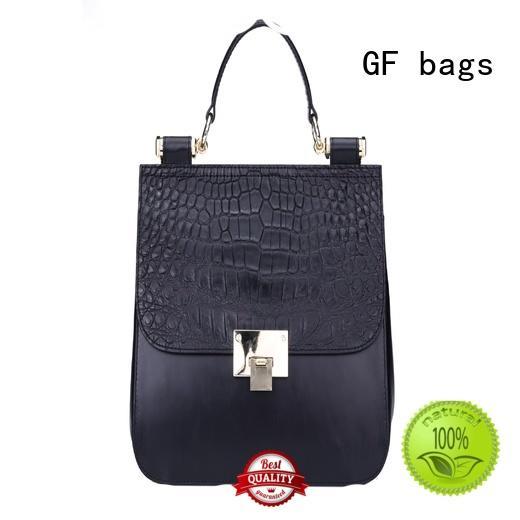leather cover fashion handbags closure closure for ladies