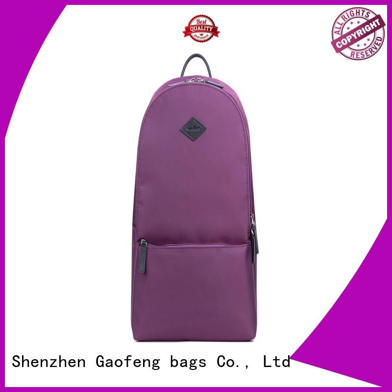 GF bags large capacity cheap nice backpacks tanned for travel