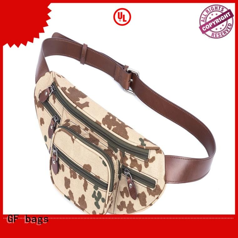 GF bags leather ladies cross body bags factory price for trip