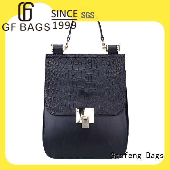 GF bags zipper cute handbags duffle for shopping