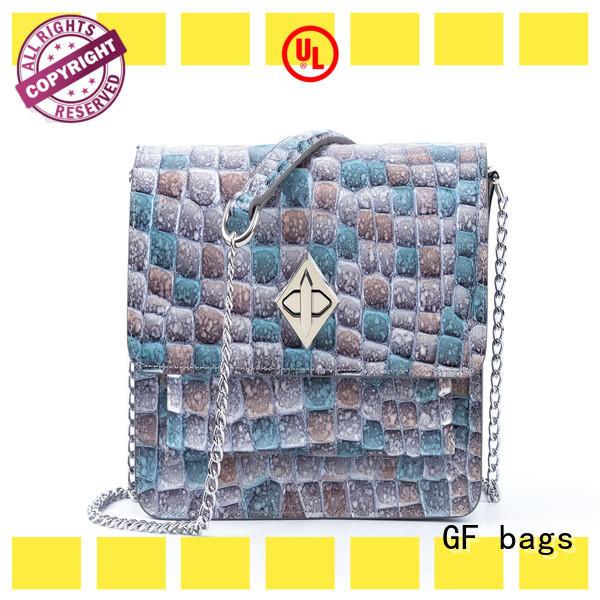 GF bags high-quality ladies shoulder bag manufacturer for ladies