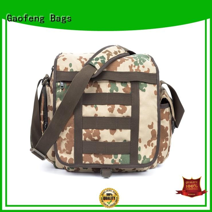 strap army tactical bag travel for trip GF bags