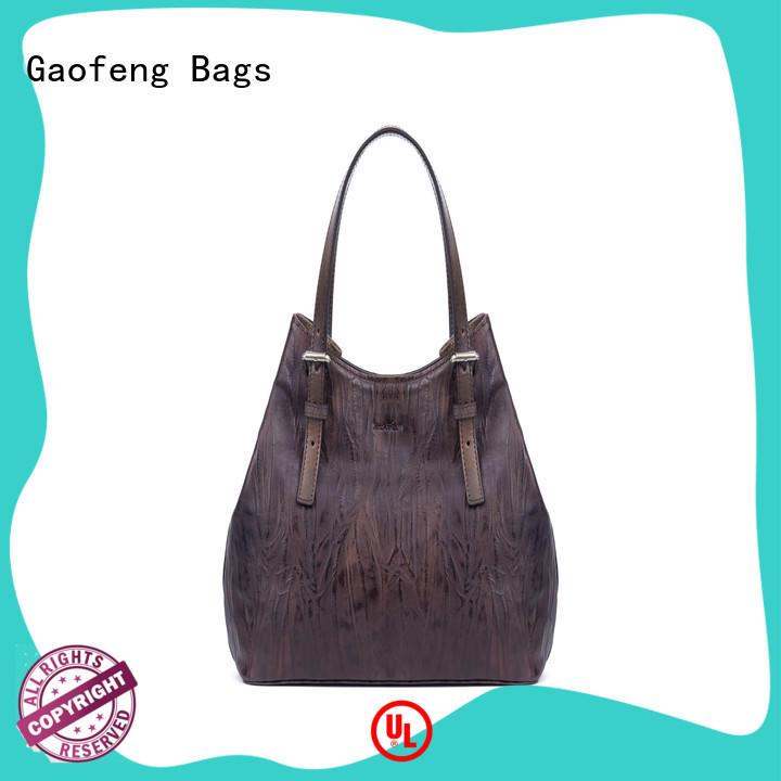 microfiber cute handbags cover metal for women