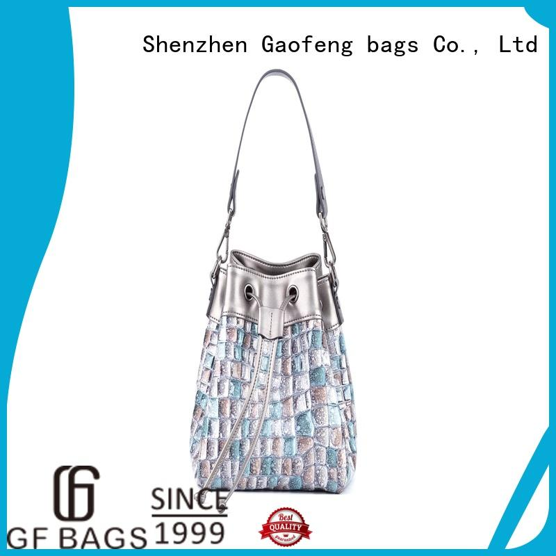 GF bags shoulder cheap shoulder bags factory for ladies