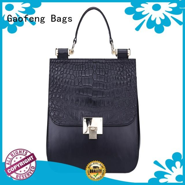 GF bags closure luxury handbags make for women